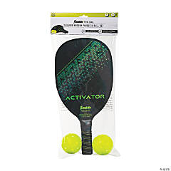 Blue and Green Franklin® Pickleball 2-Player Set
