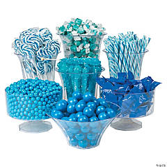 Blue Candy Buffet Assortment