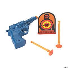 Blue Dart Pistols