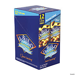 Blue Diamond Roasted Salted Almonds, 1.5 oz, 12 Count