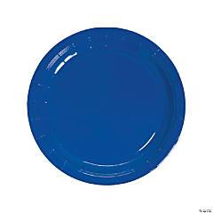 Blue Dinner Plates - 250 Pc.