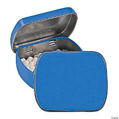 Blue Mint Tins