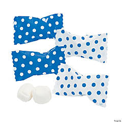 Blue Polka Dot Buttermints