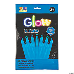 Blue Preferred Glow Sticks - 12 Pc.