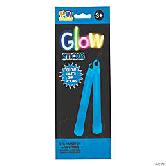Blue Preferred Glow Sticks - 2 Pc.