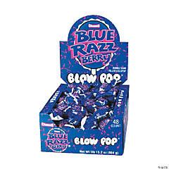 Blue Razz Berry Charms® Blow Pops®