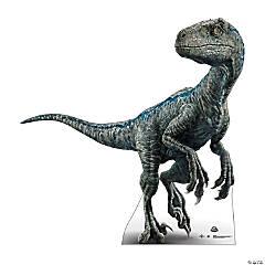 Blue the Velociraptor Jurassic World Stand-Up