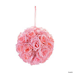 Blush Pink Kissing Ball