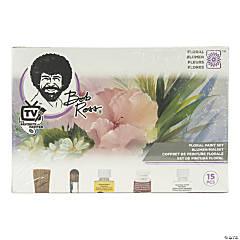 Bob Ross Flower Paint Set