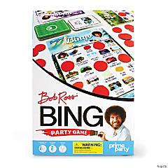 Bob Ross® Classic Deluxe Bingo Game