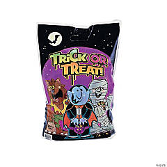 Boo Bunch Trick-or-Treat Goody Bags - 50 Pc.