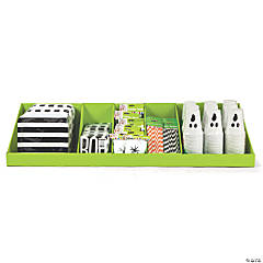 Boo Halloween Party Supplies 6-Set PDQ Tray