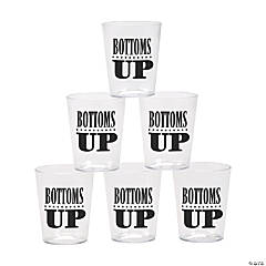 Bottoms Up Shot Glasses