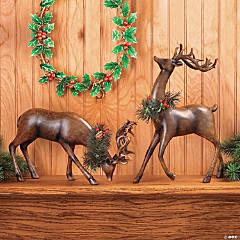 Bowing & Standing Reindeer