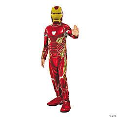 Boy's Avengers: Infinity War™ Iron Man Costume - Small