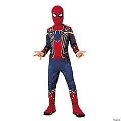 Boy's Avengers: Infinity War™ Iron Spider-Man Costume - Small