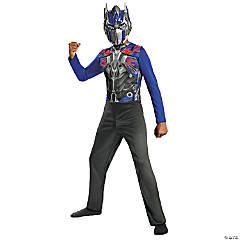 Boy's Basic Optimus Prime Costume - Medium