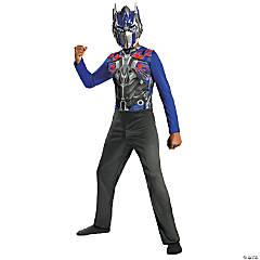 Boy's Basic Optimus Prime Costume - Small