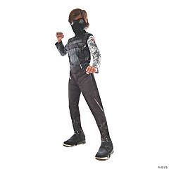 Boy's Captain America: Civil War™ Winter Soldier Costume - Large