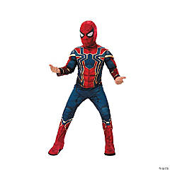 Boy's Deluxe Avengers: Infinity War™ Iron Spider-Man Costume - Large