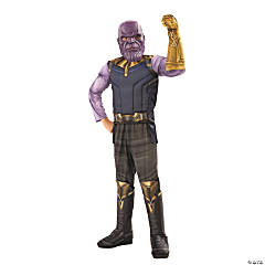 Boy's Deluxe Avengers: Infinity War™ Thanos Costume - Small