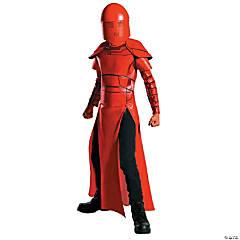boys deluxe star wars episode viii the last jedi praetorian guard costume