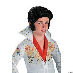 Boy's Elvis Presley Wig