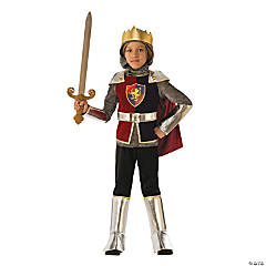Boy's Knight Costume - Large