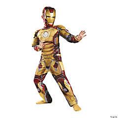 Boy's Mark 42 Iron Man™ Costume - Small
