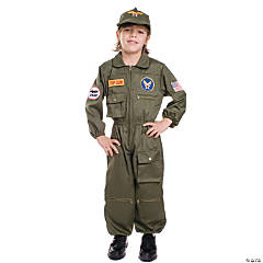 Boy's Air Force Pilot Costume