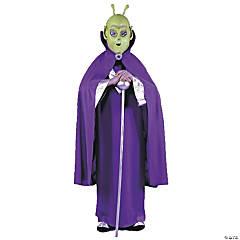 Boy's Alien Costume