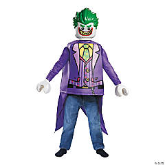 Boy's Classic Joker™ Costume - Small