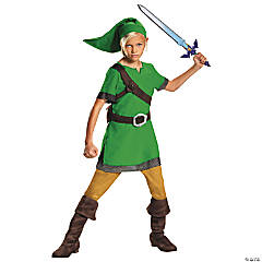 Boy's Classic Link Costume - Large