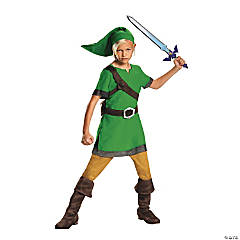 Boy's Classic Link Halloween Costume - Medium
