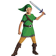 Boy's Classic Link Halloween Costume - Small