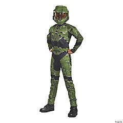 Boy's Classic Master Chief Infinite Costume - Small
