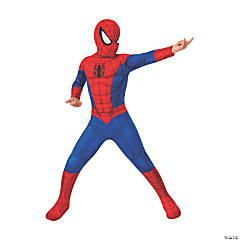 Boy's Classic Spiderman Costume - Small