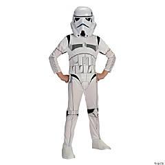 Boy's Classic Stormtrooper Costume
