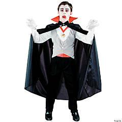 Boy's Classic Vampire Costume