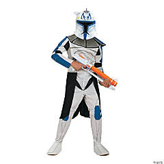 Boy's Clone Wars Captain Rex Costume