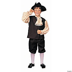 Boy's Colonial Boy Costume - Large