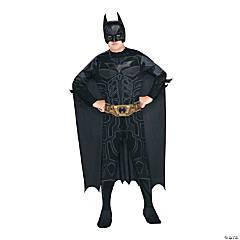 boys dark knight batman costume