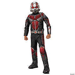 Boy's Deluxe Ant-Man & The Wasp™ Ant-Man Costume - Medium