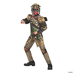 Boy's Deluxe Apex Legends Bloodhound Costume - Large