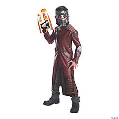 Boy's Deluxe Guardians of the Galaxy Star-Lord Costume - Small