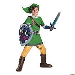 Boy's Deluxe Link Costume - Extra Large