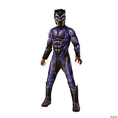 Boy's Deluxe Marvel Black Panther™ Battle Costume