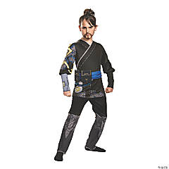 Boy's Deluxe Overwatch Hanzo Costume - Large