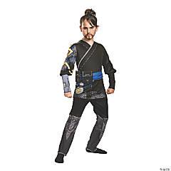 Boy's Deluxe Overwatch Hanzo Costume - Medium