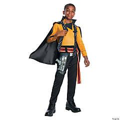 Boy's Deluxe Solo: A Star Wars™ Story Lando Calrissian Costume - Small